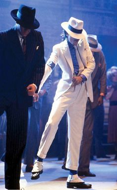 OMG...how many hours did I spend trying to copy the Smooth Criminal dance scene? Too many! <3 MJ
