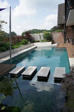 LIVING POOL   The Swimming Pool without Chlorine by BIOTOP