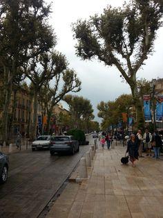 Aix-N-Provence, France
