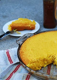 THE best gluten free, vegan, top-8-free cornbread in all the land. So moist, you'll cry. Side dish recipe by AllergyAwesomeness.com (Demo video in the link too!)