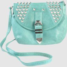mint and studs? oh rebecca minkoff pinch me!! $109