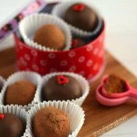 Mexican Chocolate Truffles 2w