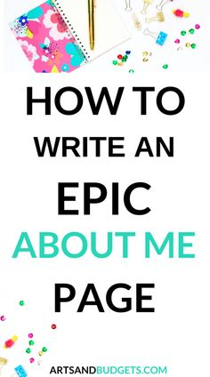Are you looking to turn potential readers into loyal followers from your About Me Page on your site?! If so, Check out this post to help you write an Epic About me Page for your blog and or site!   About Me Page  About Page  how to Write About page  how to write an about me page for a blog