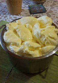 Hungarian Desserts, Hungarian Cuisine, Hungarian Recipes, Baking Recipes, Dessert Recipes, Recipes Dinner, Delicious Desserts, Yummy Food, Savarin