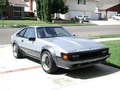 1984 Toyota Celica Supra.  Fell in love with this car when I was 16!