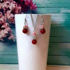 Wedding Necklaces, Wedding Earrings, Wedding Jewelry, Groom Gifts, Bride Gifts, Bridesmaid Proposal, Bridesmaid Gifts, Stocking Fillers, Stocking Stuffers
