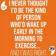 I never thought I'd be the kind of person who'd wake up early in the morning to exercise… and I was right. #exercise #exerciseismedicine #coreexercises #morningexercise #nightowl #exerciseforlife #exerciseathome #exercisetips #exerciseoftheday #motivation #motivational #fit #getinshape #sport #chill #netflixandchill #chillax #morning #chillvibes #chilltime #chillmode #justchillin #joke #dadjokes #insidejoke #jokeoftheday #jojokes #laugh #laught #lotsoflaughs
