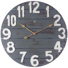 Uhren, Übergroße Wanduhren, Große Wanduhren, Moderne Bauernhaus Küchen,  Bauernhausstil, Wanduhren Im Landhausstil, Rustikaler Wanddekor, Große  Wände, ...