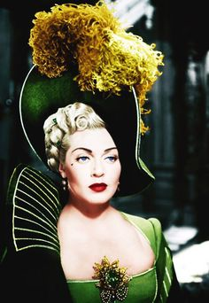 Lana Turner in The Three Musketeers, 1948 - Costume design: Walter Plunkett