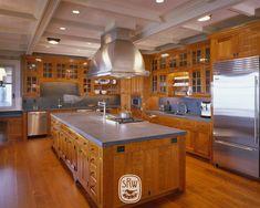 Watch Hill - Shope Reno Wharton Kitchen Interior, Kitchen Design, Shingle Style Architecture, Waterfront Homes, Reno, Traditional Kitchen, Coastal Homes, House Tours, Home Furnishings