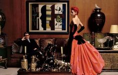 The late Yves Saint Laurent & Pierre Berger Paris' apartment was thé most stylish, gorgious, amazing home ever and so was their life.