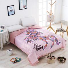 Bedding - Cute Summer Quilt Cover / comforter for girls