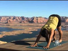 ▶ AM Yoga For Your Week: Standing Poses To Wake You Up with Rodney Yee - YouTube
