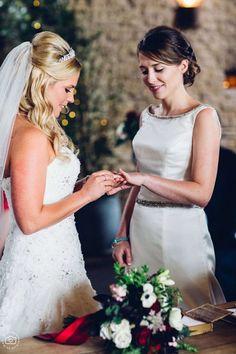 Pa ceremonies lesbian wedding in