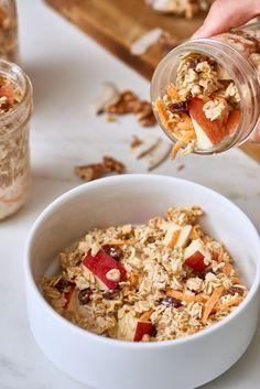Recipe: Morning Glory Overnight Oats — Recipes from The Kitchn