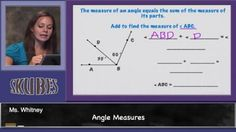 Angle Measures | Skubes