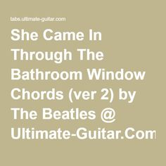 Altar and the door chords casting crowns music bookmarks favs pinterest casting crowns for She came in through the bathroom window beatles