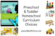 Homeschool curriculum for preschoolers and toddlers. Want to know how to keep the little busy when homeschooling the older children? Come see these recommended hands-on educational activities.