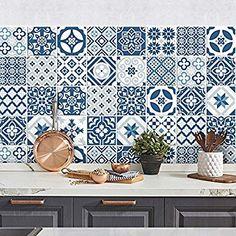 le carrelage adh sif carreaux de ciment un relooking facile pas cher wall colors lofts. Black Bedroom Furniture Sets. Home Design Ideas