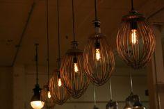 Old Portland Hardware. Whisk lights!