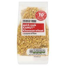 £2.20 Tesco Wholefoods Quick Cook Kamut 250G - Groceries - Tesco Groceries