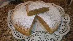 Torta di Carote con il Piatto Crisp del Microonde