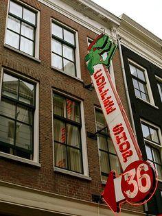 Coffeeshop 36 in Amsterdam Centrum