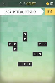 Screenshot 1 Crossword, Apps, Crossword Puzzles, App