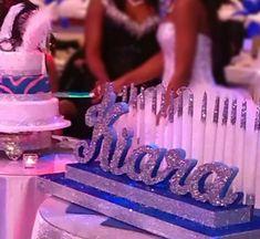 Sweet 16 Candelabra Quinceanera & Mitzvah by ThePartyPlaceLI