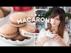 MACARON DE CHOCOLATE TRUFADO | 126 #ICKFD Dani Noce - YouTube