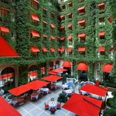 Unforgettable Escape: Hotel Plaza Athenee Paris
