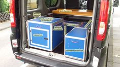 Renault Trafic Camper Conversion DIY Find more on the blog https://caemperinsaenity.wordpress.com/