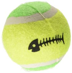 Ethical Mini Tennis Balls and Catnip Cat Toy *** Wonderful of your presence to drop by to visit our picture. (This is our affiliate link) Tennis Balls For Dogs, Best Interactive Cat Toys, Jackson Galaxy, Dog Backpack, Catnip Toys, Fish Print, Cat Gif, Cat Love, Pet Supplies
