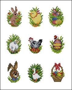 Cross Stitch Bird, Cross Stitch Flowers, Cross Stitch Designs, Cross Stitching, Cross Stitch Embroidery, Cross Stitch Patterns, Pearler Bead Patterns, Perler Patterns, Peler Beads