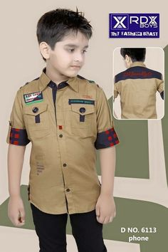 Cargo Shirts, Boys Shirts, Kids Gown, African Clothing For Men, Kids Suits, Stylish Mens Outfits, Kids Fashion Boy, Dresses Kids Girl, Baby Boy Outfits