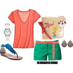 Shopping chic!