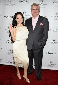 Margo Rey and Ron White [Mr. and Mrs.]