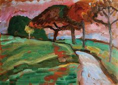 Gabriele Münter (German painter) 1877 - 1962