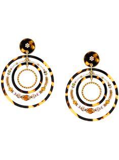 Gas Bijoux Alexia multi-hoop earrings