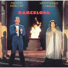 Freddie Mercury/Montserrat Caballé - Barcelona (CD)