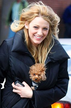 6 Best Dog Breeds For Families With Small Kids Does Blake Lively Think Penny's a Cat? Does Blake Lively Think Penny's a Cat? July 17, by Pets. 1 but Exactly How Tall Is Blake Lively?
