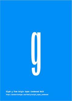 Origin Super Condensed Bold