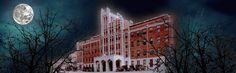 Waverly Hills Sanitorium  whats a city without a ghost story? i love watching all the tv shows about this place- i want to do the overnight tour!
