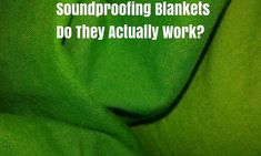 Wondering If Soundproofing Blankets Really Work?The one thing I always considered important during all my soundproofing Sound Proofing, Blankets, This Or That Questions, Blanket, Cover, Comforters