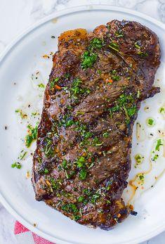 WORLD'S BEST STEAK MARINADE!-My Incredible Recipes #beeffoodrecipes