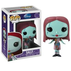 Nightmare Before Christmas Sally Disney Pop! Vinyl Figure http://popvinyl.net #popvinyl #funko #funkopop