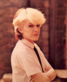 Sometimes I'll have a really bad day and then I'll look at pictures of young David Sylvian and then I'll just automatically feel like 87 percent better. It's awesome.
