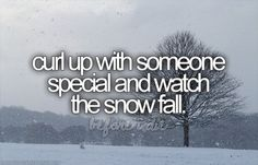 curl up with someone special and watch the snowfall #RogersWinterWhites