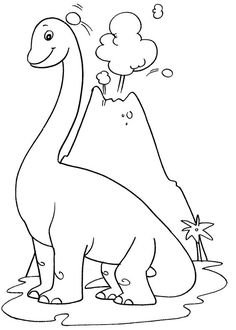 Dinosaur Crafts Kids, Dinosaur Alphabet, Dinosaur Art, Boy Coloring, Coloring For Kids, Adult Coloring, Coloring Books, Art Drawings For Kids, Drawing For Kids
