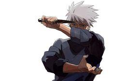 Hatake Kakashi; Naruto